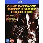 Dirty harry Filmer Dirty Harry Collection [Blu-ray] [2009] [Region Free]